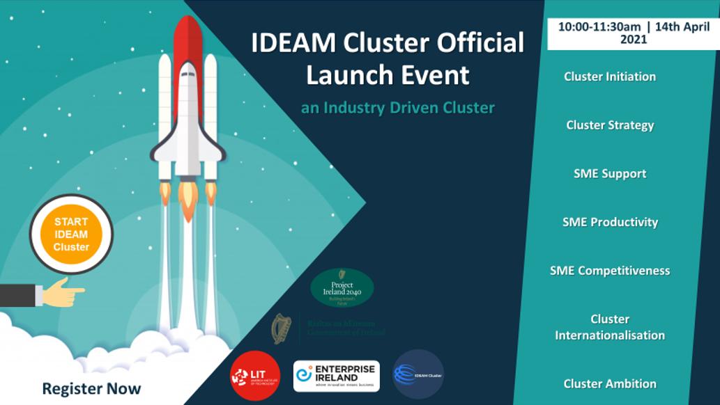 IDEAM Cluster Launch Event