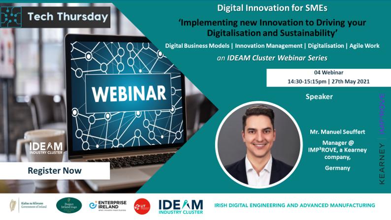 Tech Thursday: Digital Innovation for SMEs