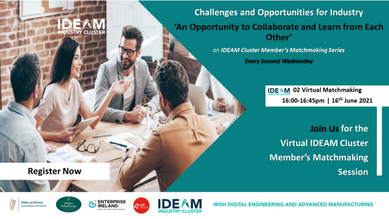 IDEAM Cluster Member's MatchMaking
