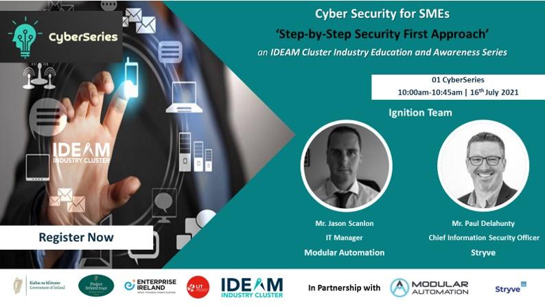 IDEAM Cluster CyberSeries